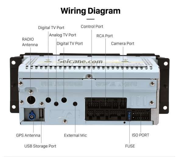 16 1998 Dodge Dakota Car Radio Wiring Diagram Car Diagram Wiringg Net In 2020 Digital Tv Usb Storage Radio Antenna