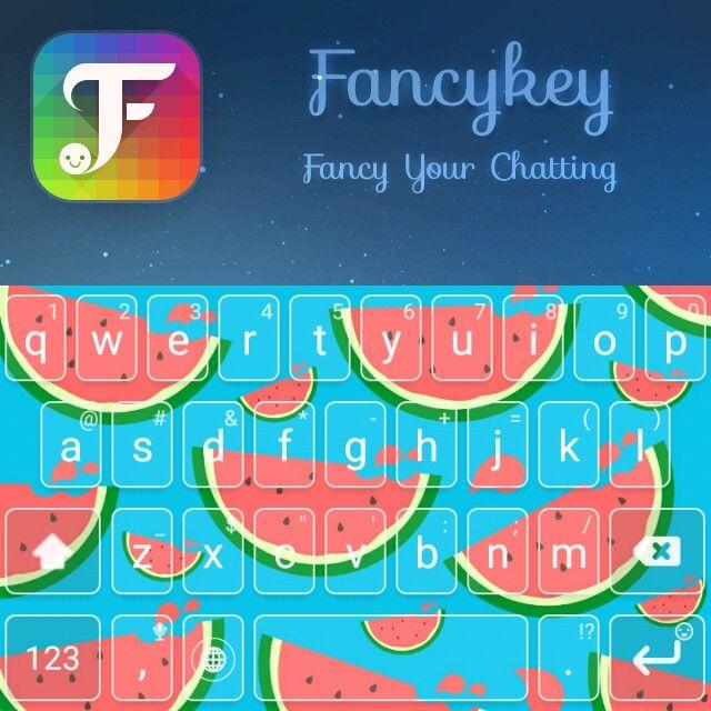 fancy key!!