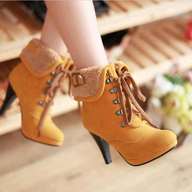 timberland femme talons beyonce bottes