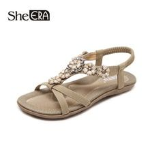 7e6d6d17bffe New Fashion Women Sandals Sweet Flower Sandals Women Casual Breathable Comfortable  Sandals Classic Women Shoes She ERA