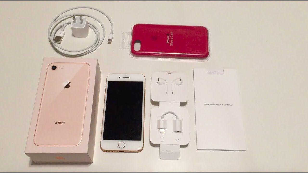 New Replica/Clone Unlocked Sealed 1:1 SiPhone 8 iOS 11