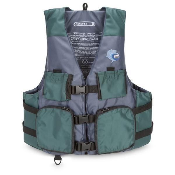 Photo of MTI Adventurewear Fisher PFD – CLOSEOUT