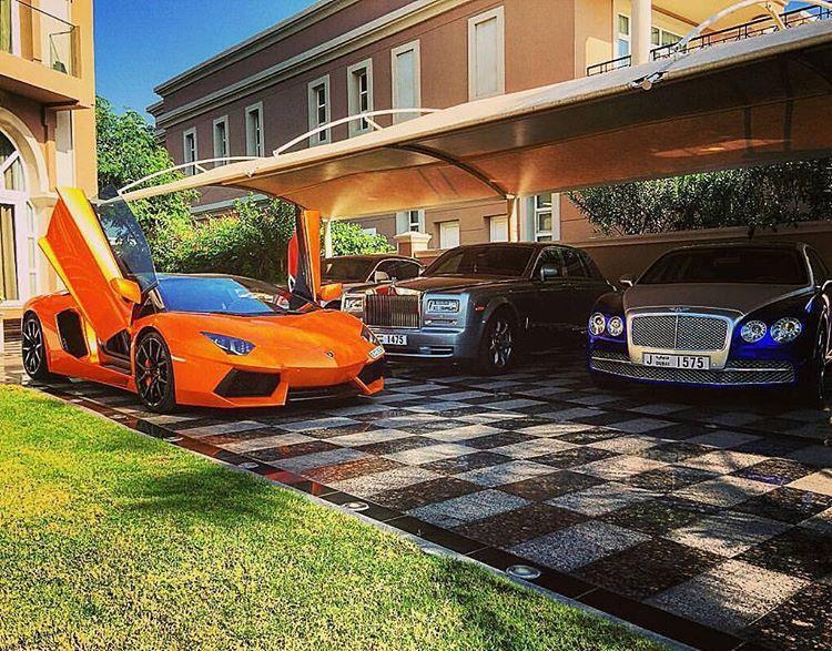 Garage Goal | Dubai Cars | Dubai cars, Cars, Lamborghini