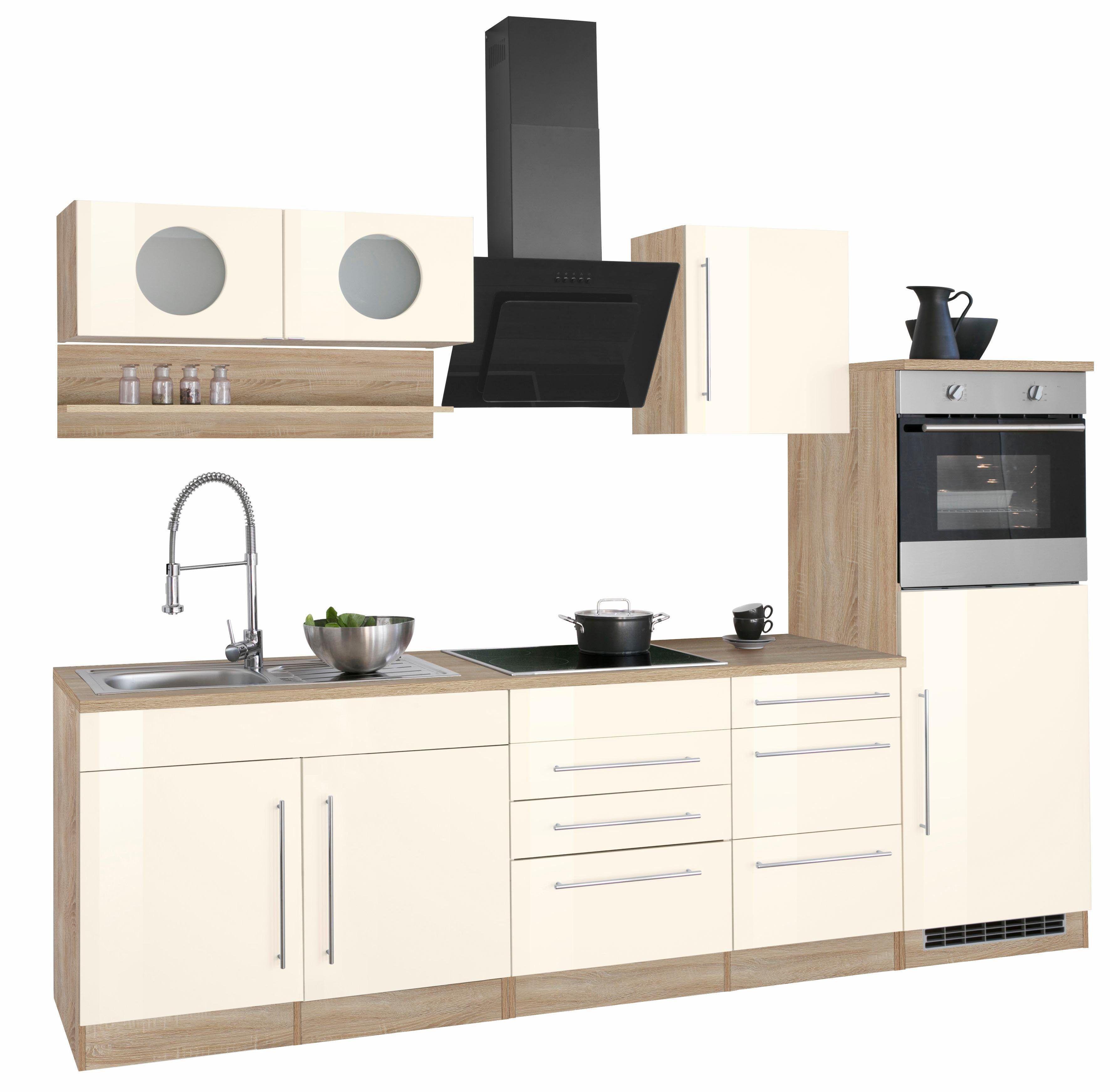 Küchenzeile ohne E-Geräte gelb, »Keitum«, Held Möbel Jetzt bestellen ...
