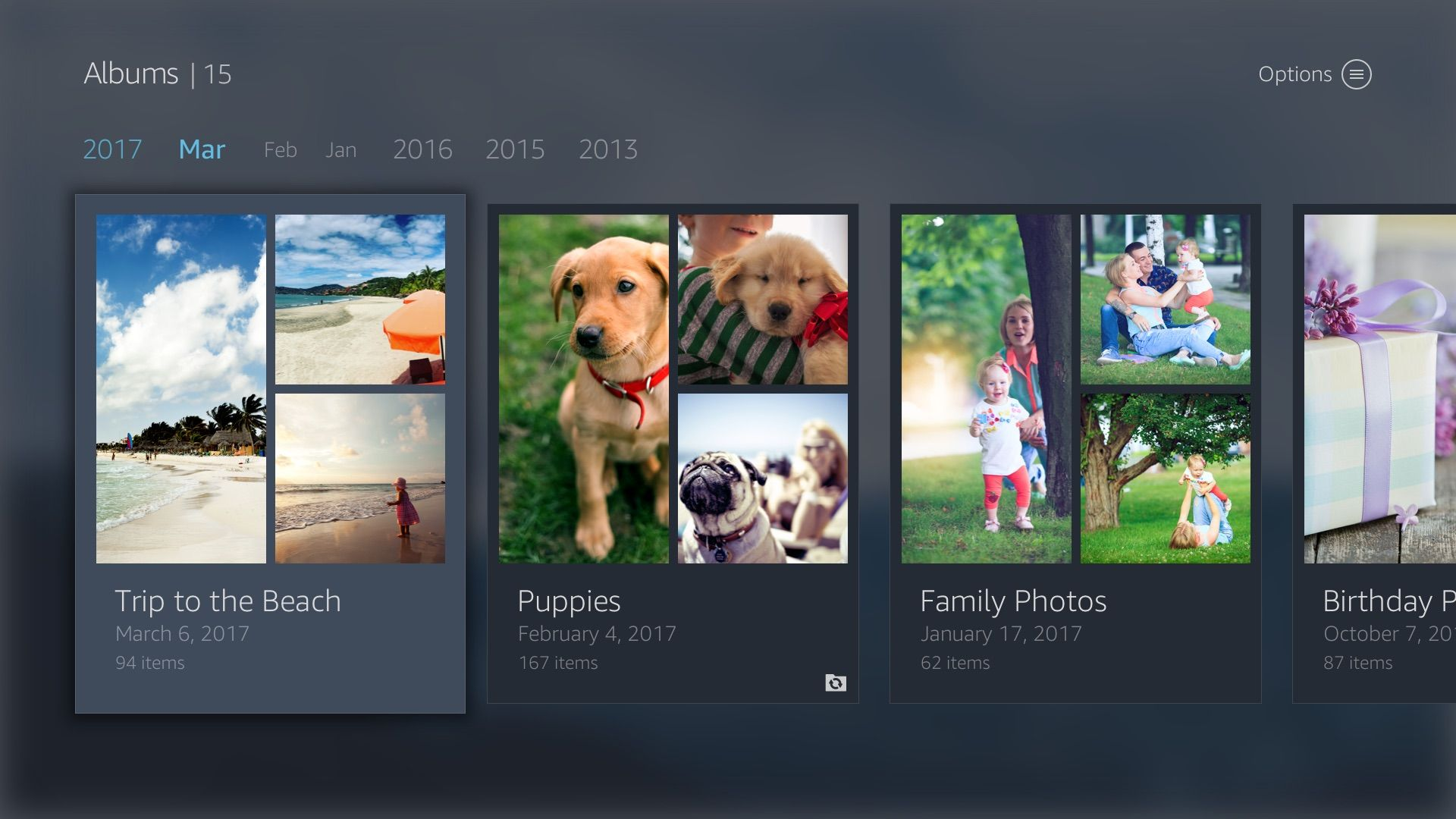 Amazon PhotosPrice (as of Details) Customize your Fire