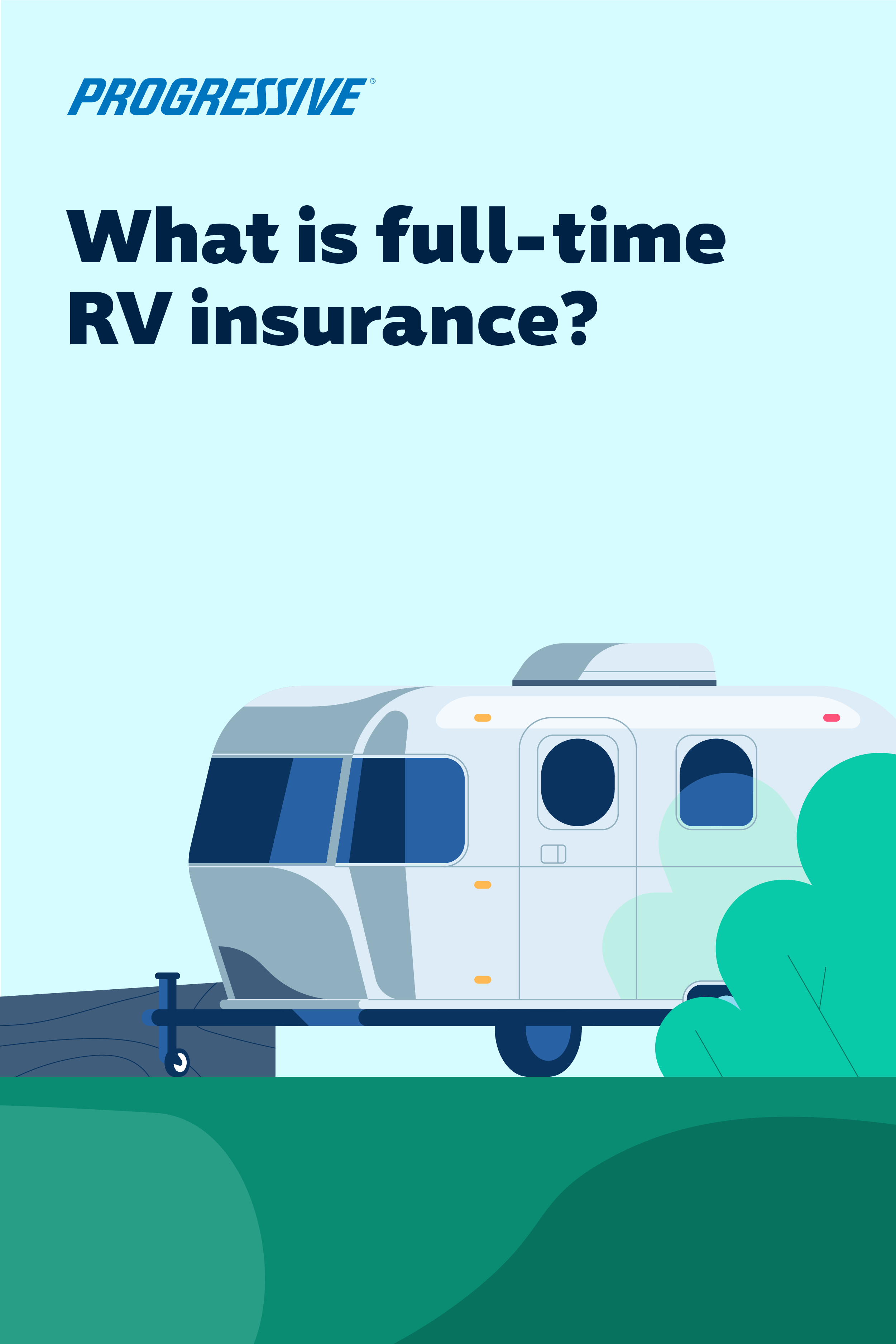 What is fulltime RV insurance? in 2020 Full time rv, Rv