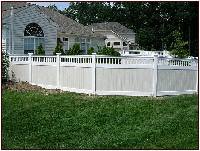 Supernormal 4 Foot Vinyl Fence Panels Vinyl Privacy Fence Vinyl Fence Panels Privacy Fences