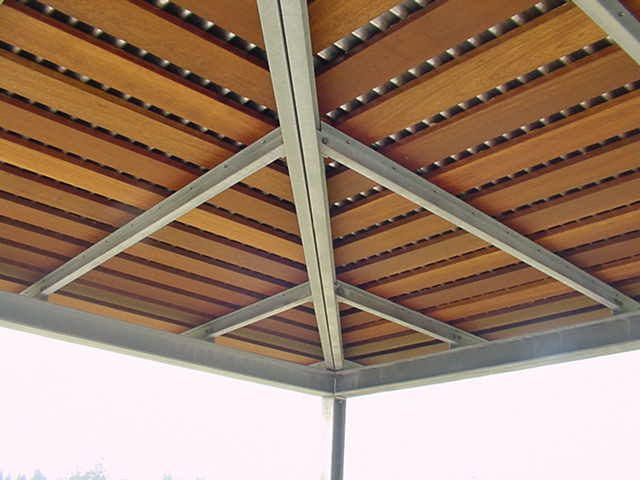 Best Galvanized Steel Supports At Deck Awning In Sebastopol Ca 640 x 480