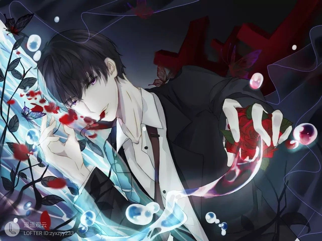 Pin by Neko Kawaii on boy in 2020 Anime, Boy art