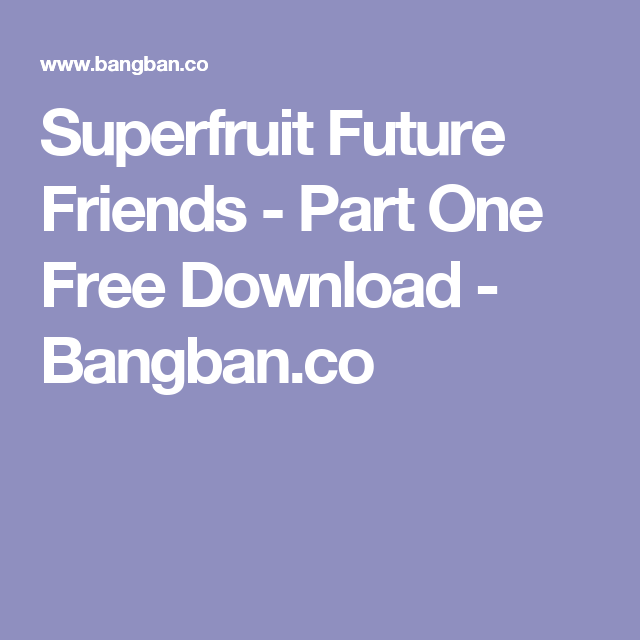past future song free download