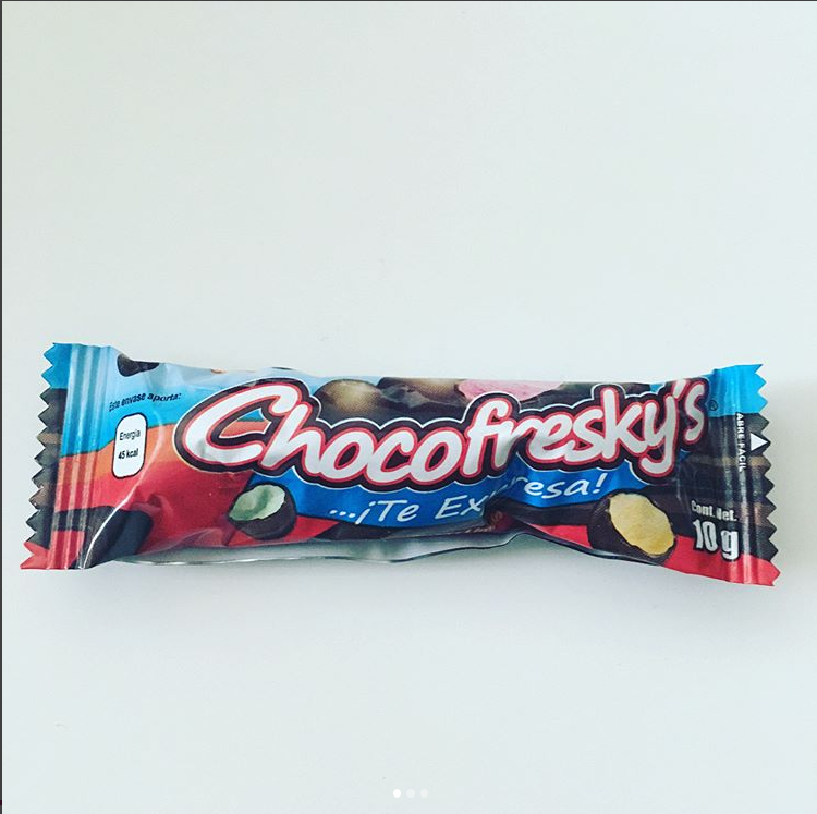 Limes · Chocofreskysu2014Mexican Version Of Malted Milk Balls. The Chocolate  Coating Tastes Exactly Like The