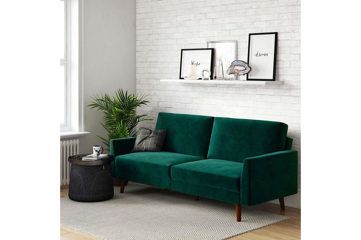 Joyce Coil Futon | Ashley Furniture HomeStore