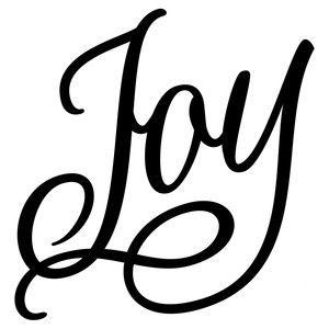 Download Joy script | Sophie Gallo Design Silhouette Store ...