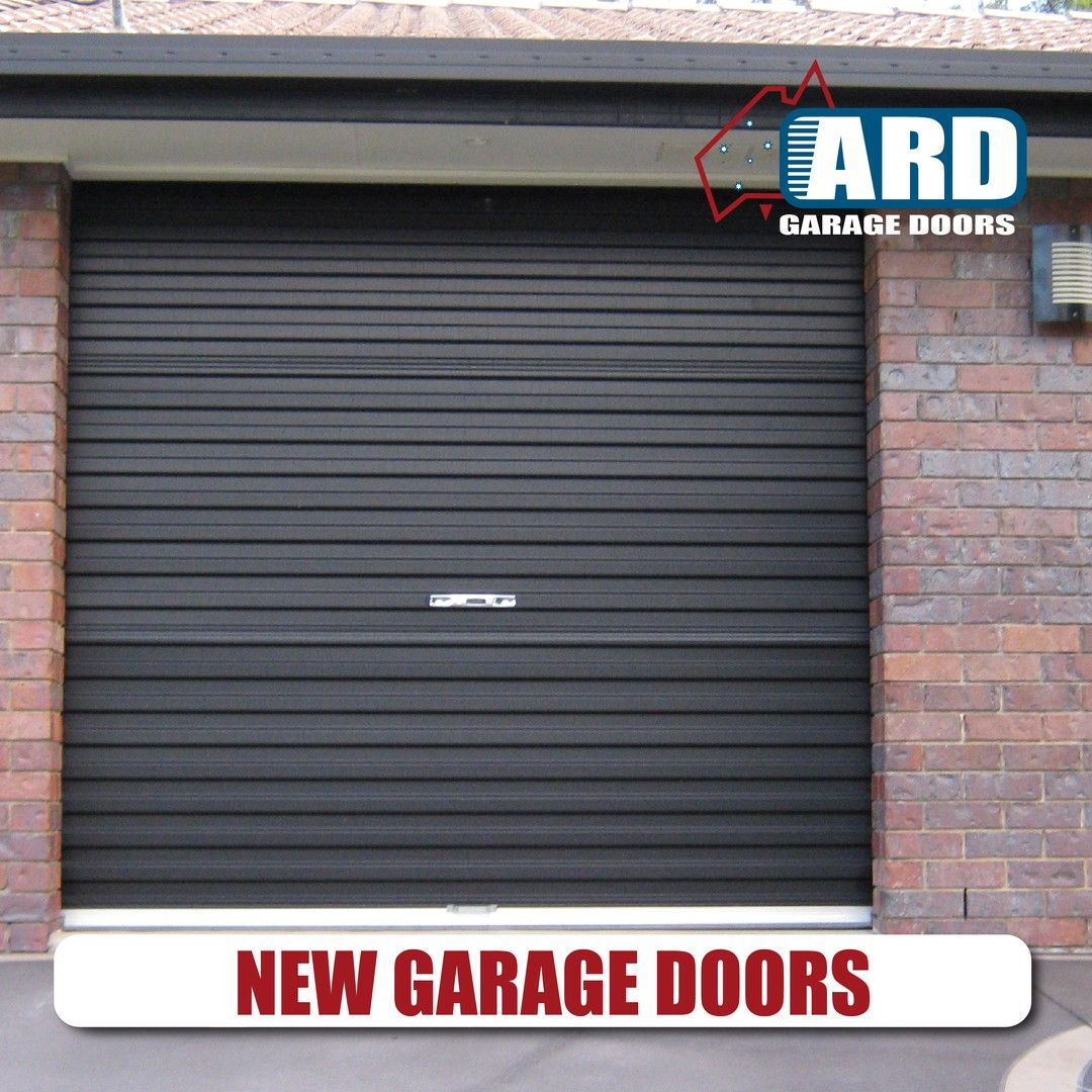 Can We Put A Brand New Roller Door And Automatic Door Openers On Older Style Brick Houses Yes In Most Cases We Can In 2020 Roller Doors Garage Doors Automatic Door