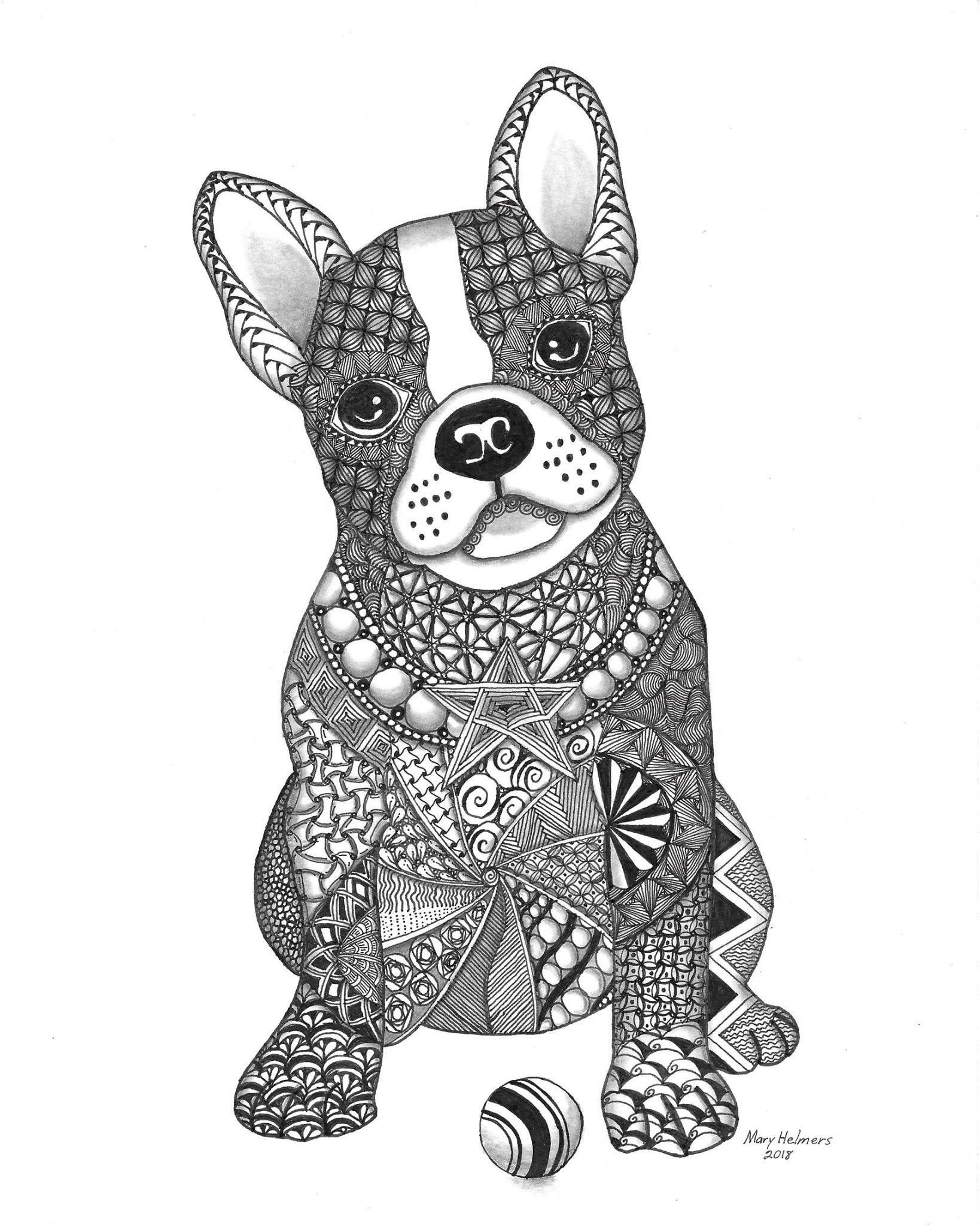 Pin by Paulette I. Harvey on Zentangle for Kids | Kids ...