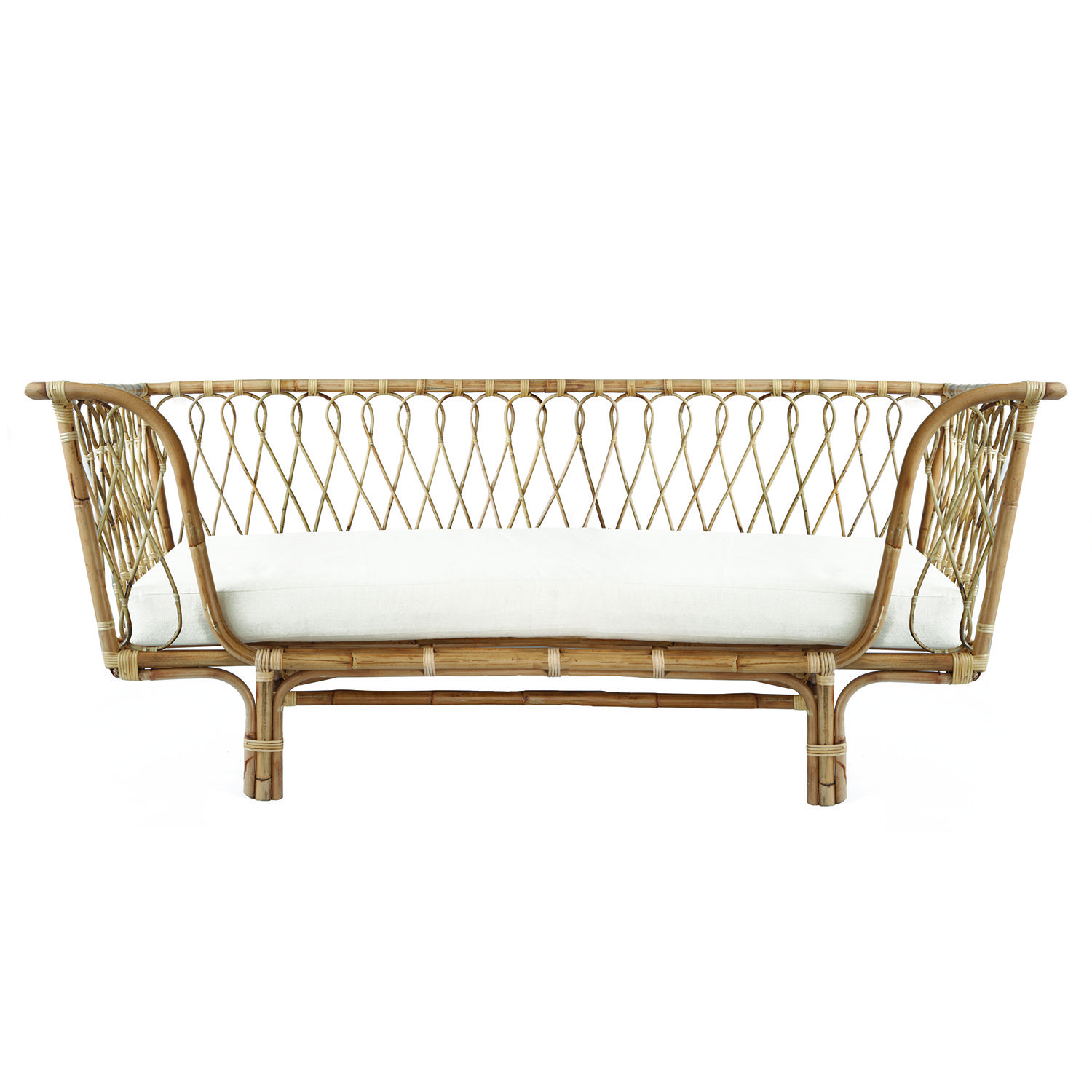 woodsfolk rattan daybed