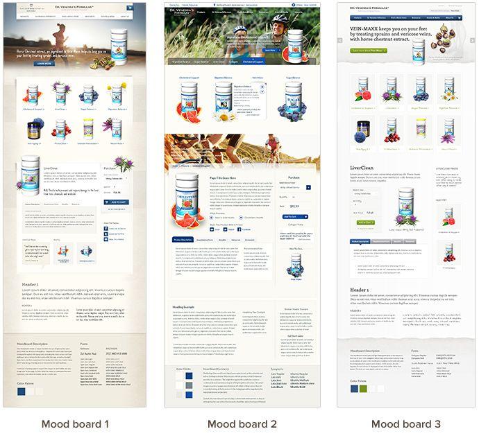 Web Design Mood Board Mood Board Design Web Design Mood Board