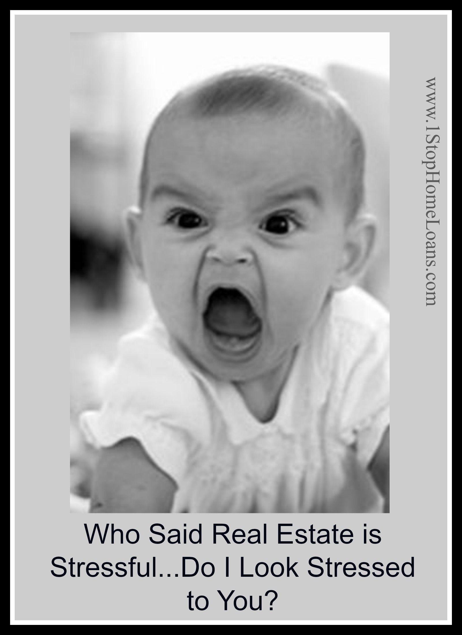 Real Estate Humor Angry child, Funny babies, Angry baby