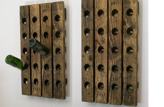 Madera de rejillas de cribado había emparejado venta por Wood4Decor
