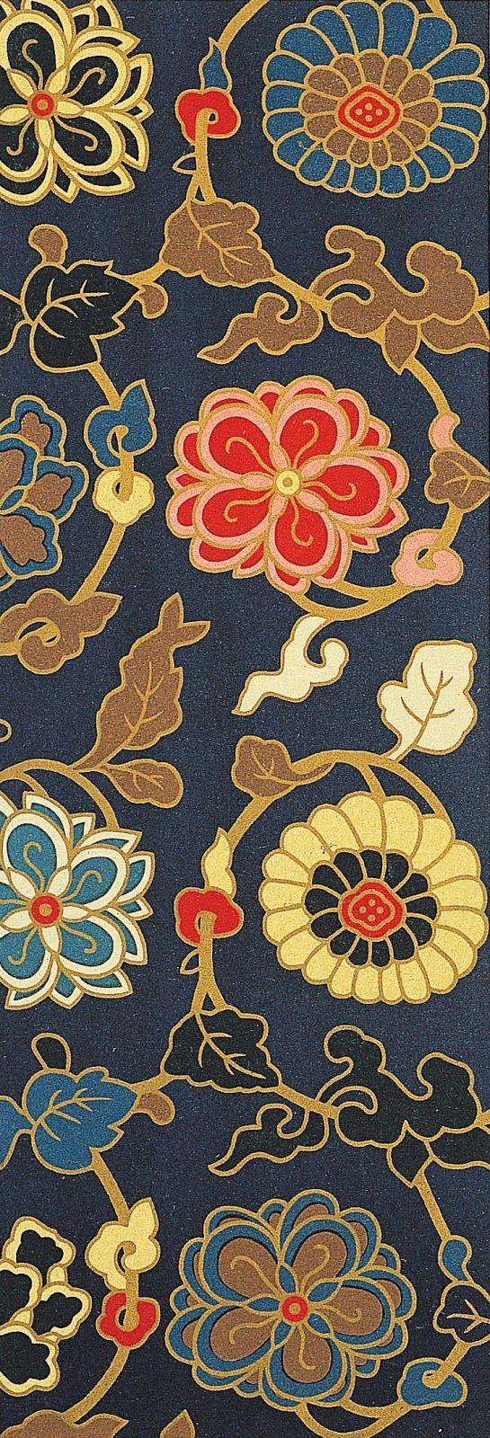 Chinese Motif Patterns 에스닉 패턴, 패턴, 아크릴 아트