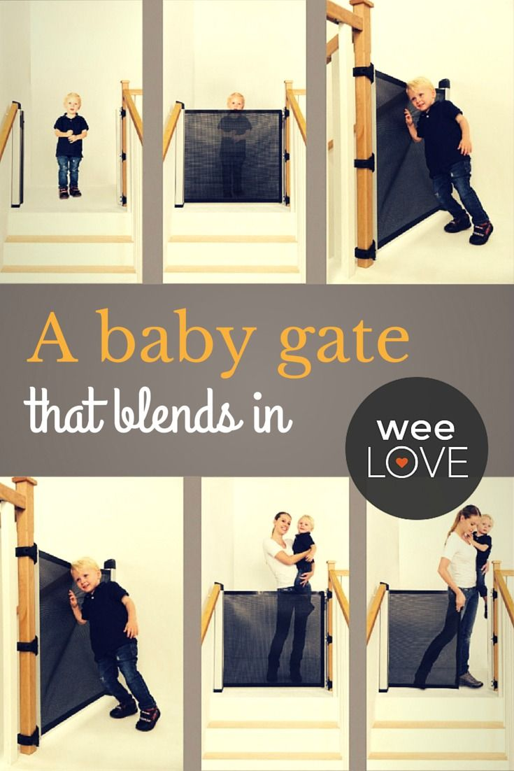 If This Baby Gate Were A Kid, Heu0027d Be One Of The Coolest