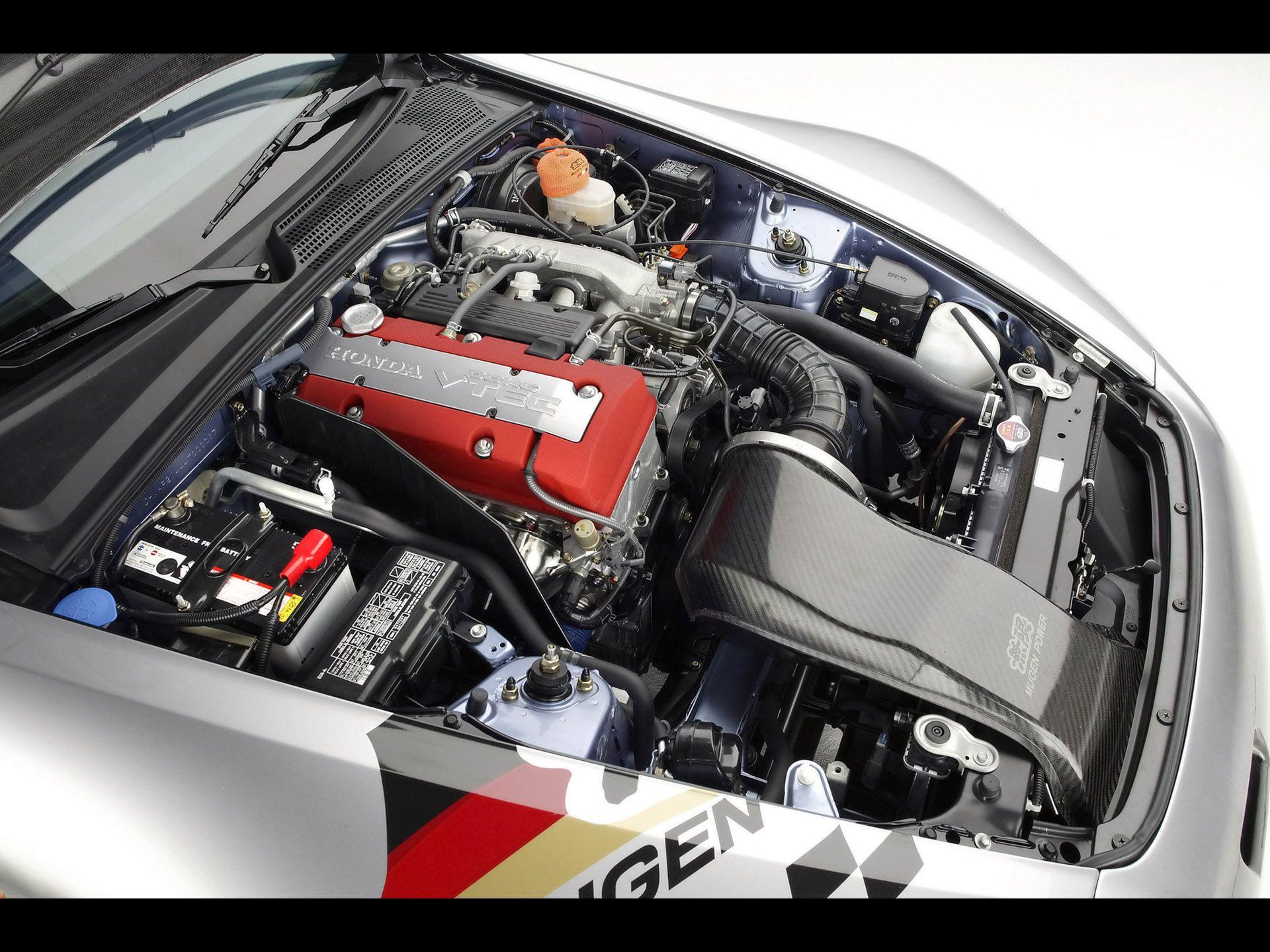 2005 King Motorsports Mugen Honda S2000 Engine Compartment 1920x1440 Wallpaper Honda S2000 Honda Super Cars