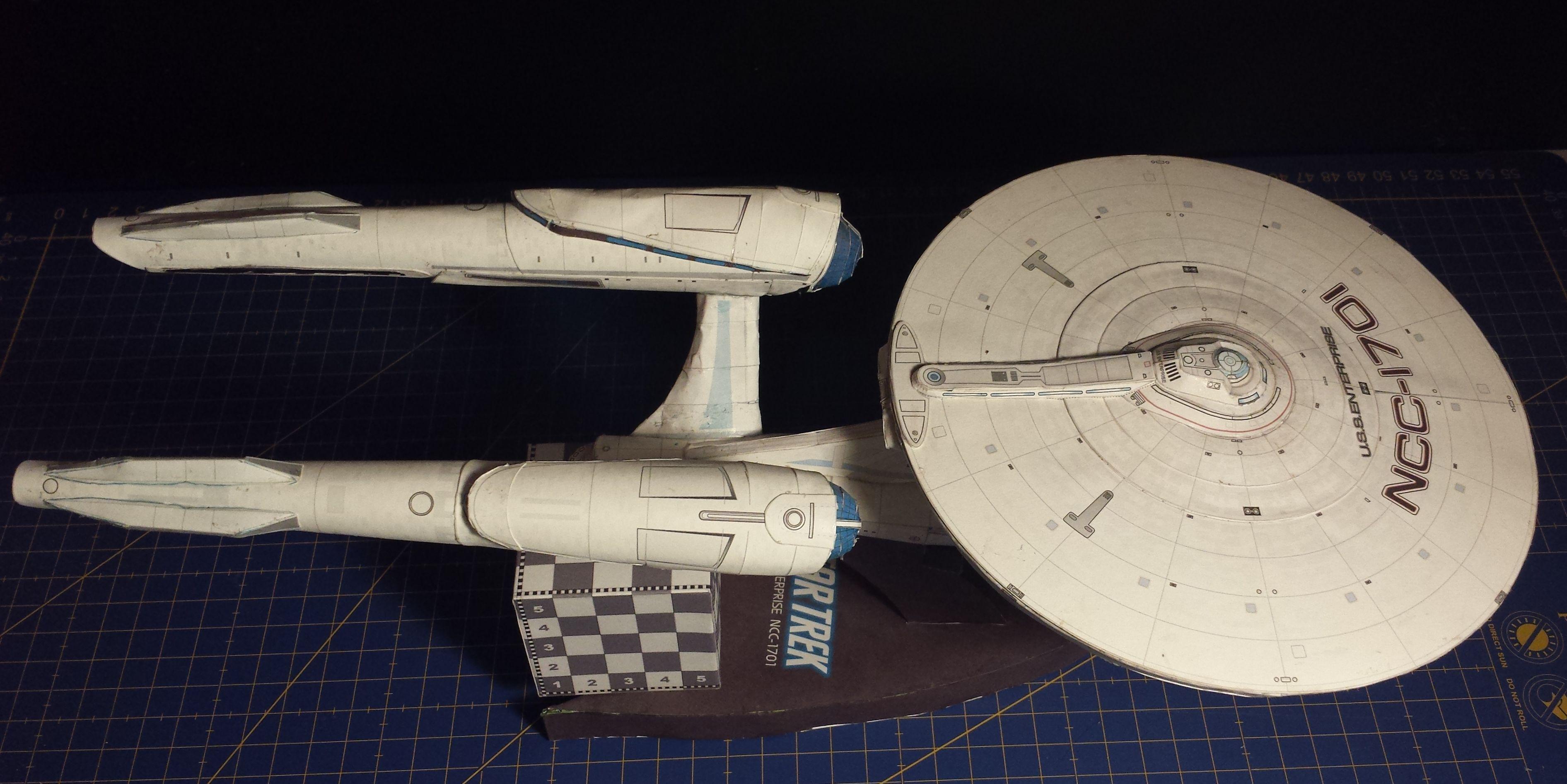 Welcome to Star Trek Minutiae!