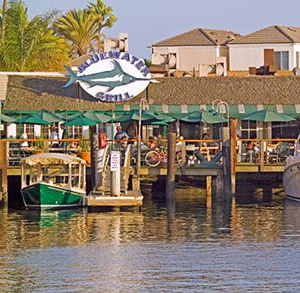 Bluewater Grill Newport Beach Restaurants Tops Grilling Basket Party