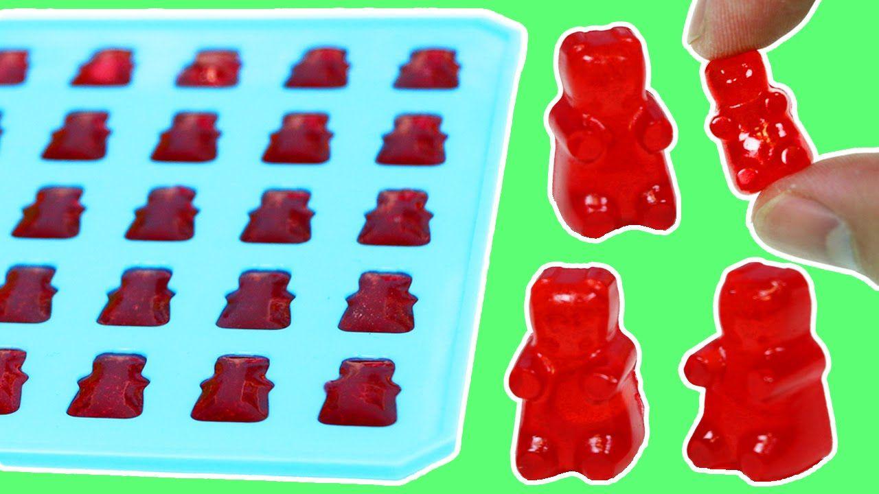 Amazing How To Make Jello Gummy Bears Fun Easy Diy Homemade Gummy Uwap Interior Chair Design Uwaporg