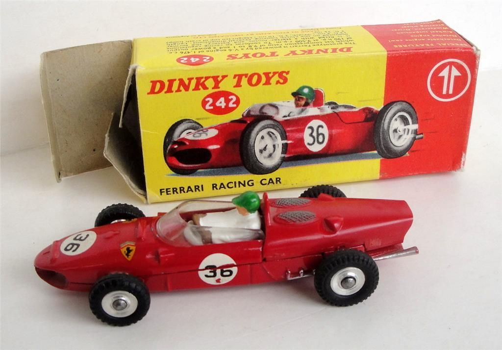 Toys Car156 På Racing Ferrari Annons Jouets TraderaDinky W2YeIDH9E