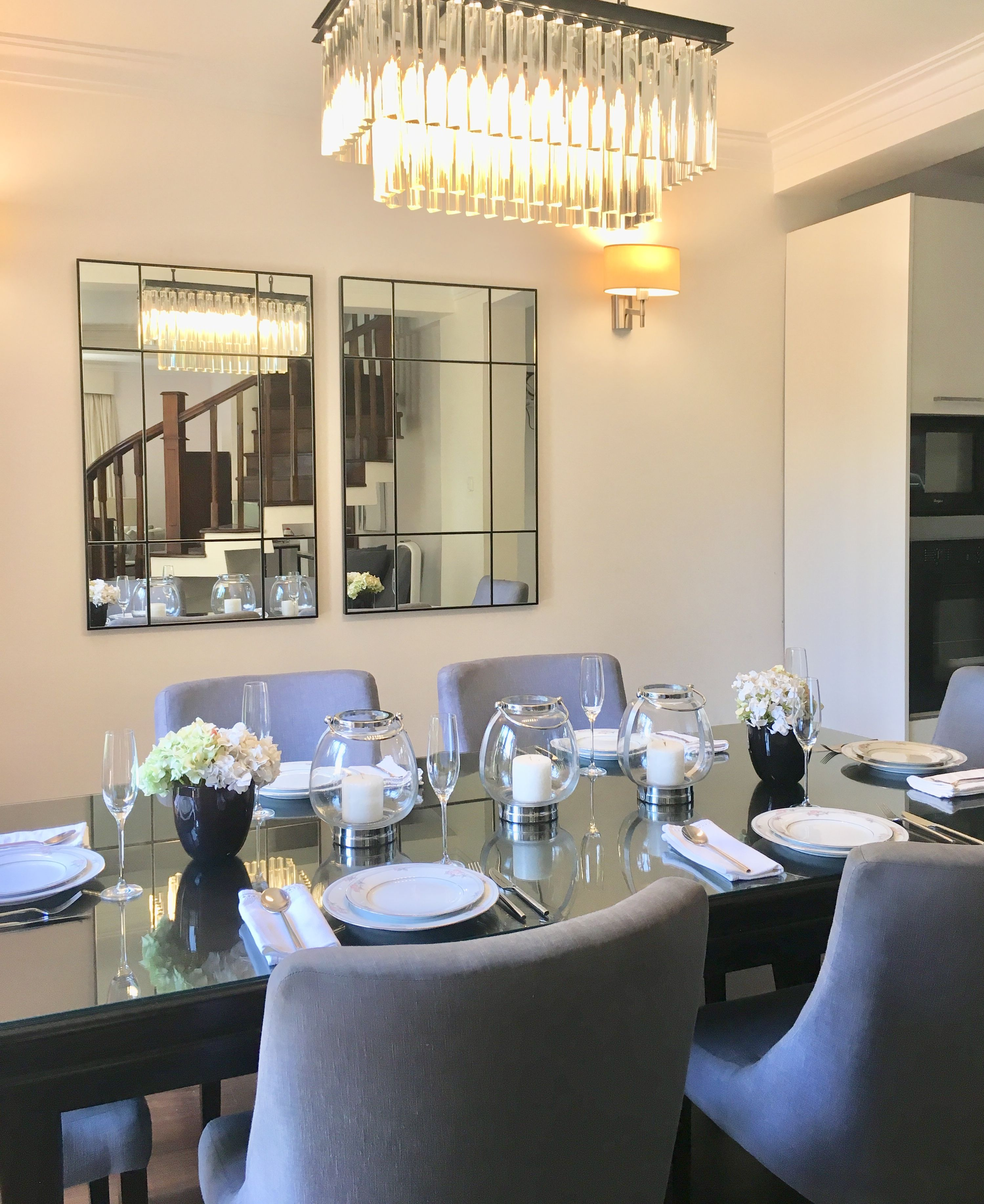 Dining Table In Residential Project In Colombo Sri Lanka All