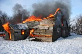 Chapter 8 Maycomb Has Snow This Winter And Scout And Jem Build A Snow Mud Man That Looks Like Mr Avery In The Middle Of House Fire Winter House Fire Safety
