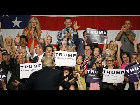 LIVE Stream: Donald Trump Holds Rally in Eugene, Oregon (5-6-16) Watch T...