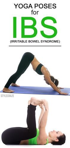 Did you know that yoga can help you treat irritable bowel syndrome? Given here are the 3 effective p...