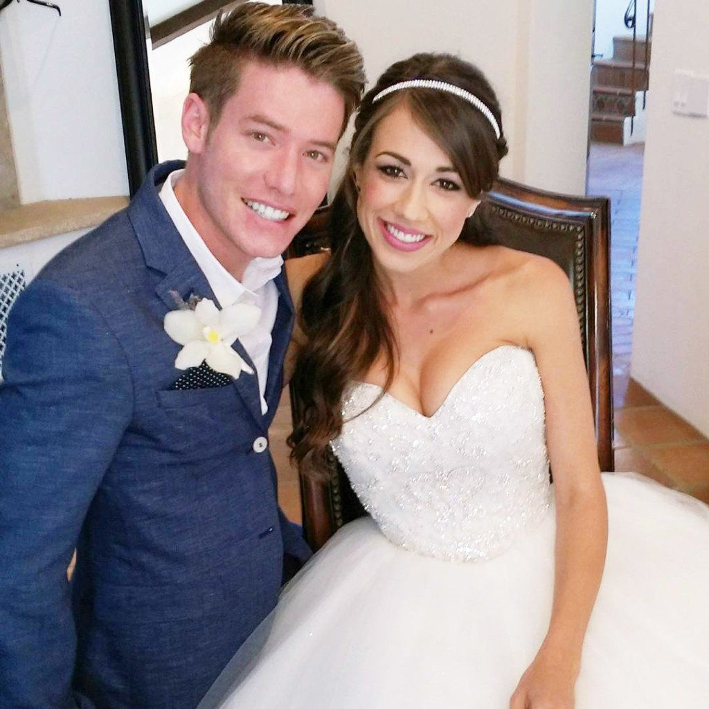 colleen ballinger marries joshua david evans in a shock wedding
