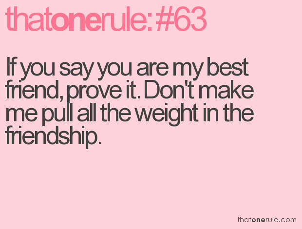 Just Because A Girl Or A Boys Says Your Friends Doesnt Always Mean -3644