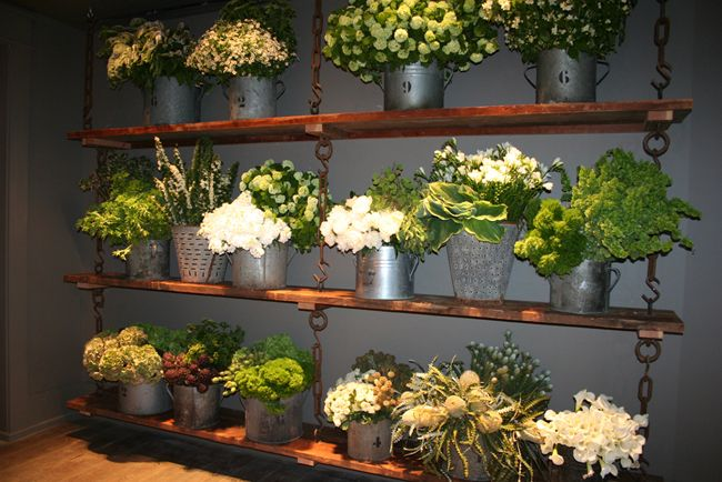 Eddie Zaratsian Floral Boutique At Restoration Hardware Flower