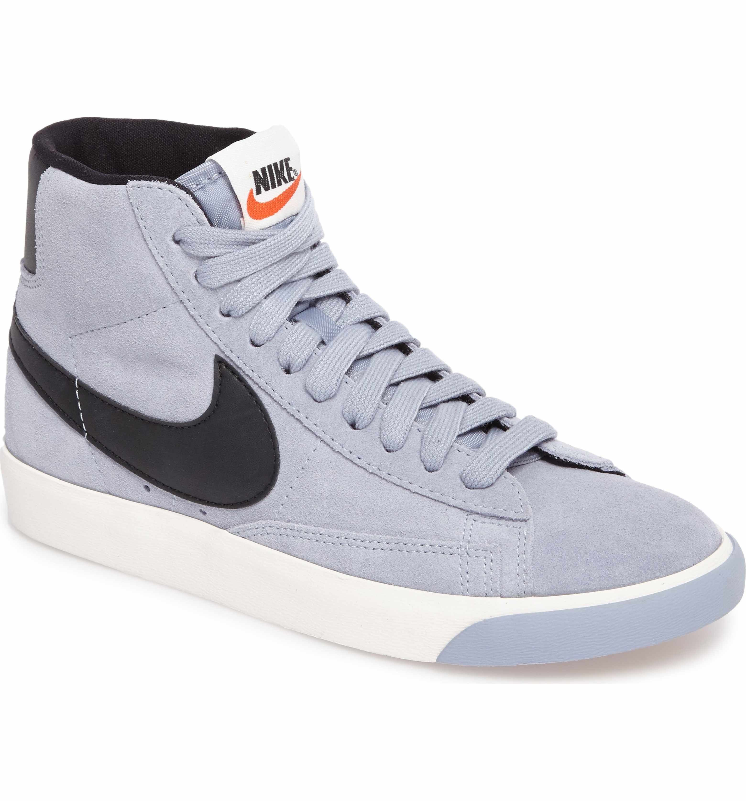 best service ca082 50a00 Main Image - Nike Blazer Mid Vintage Sneakers (Women)
