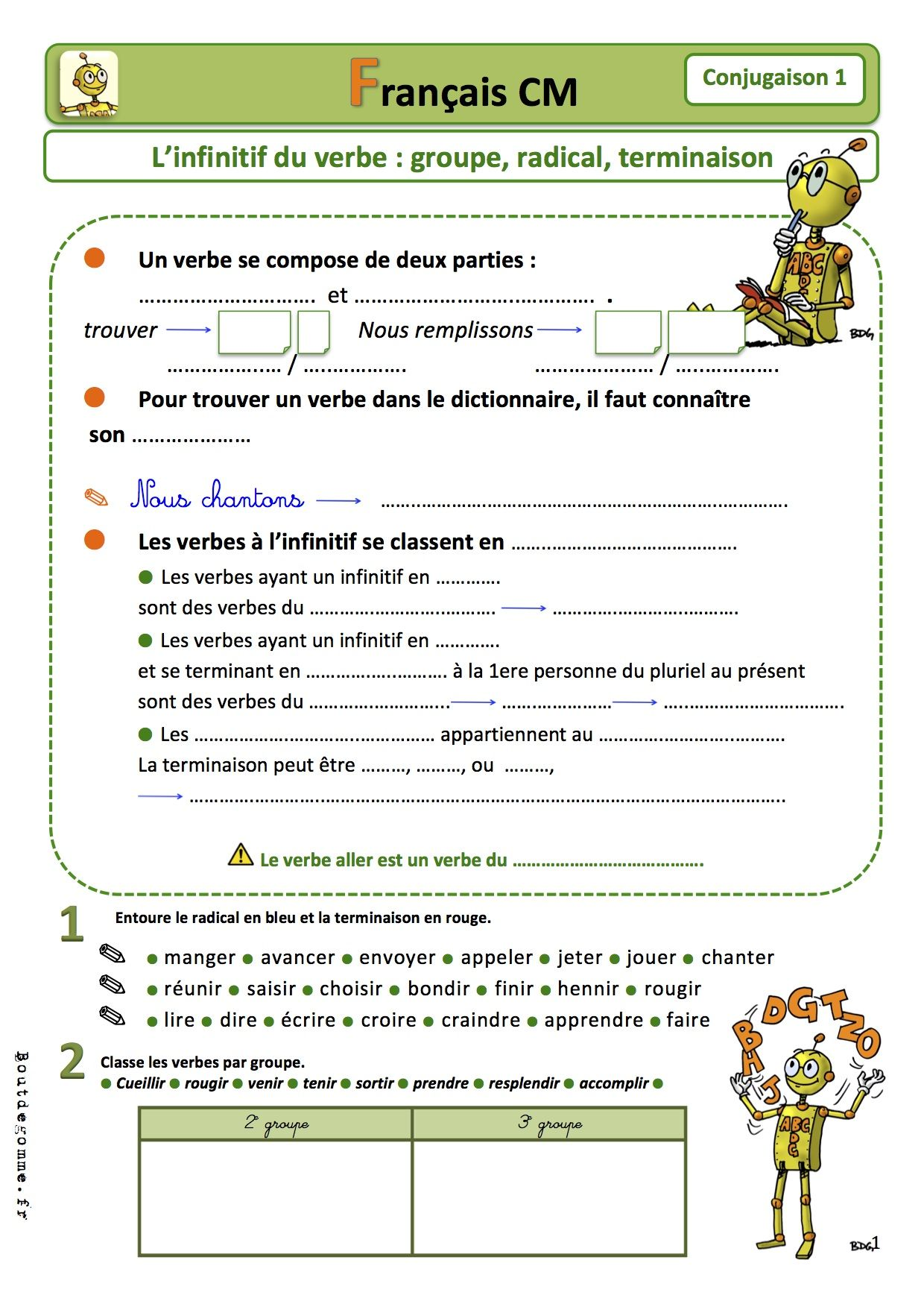 Pin On Fle Verbes