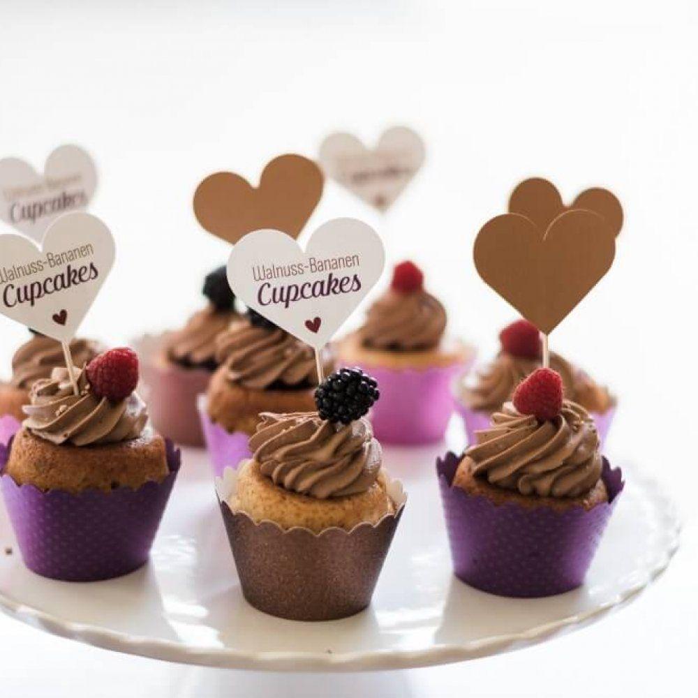 Cupcakes For Everyone Kupfer Kusst Beere Hochzeitstorte Beeren