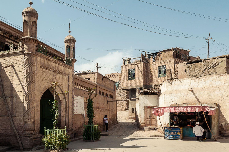 Kashgar Old Town in 2020 | Kashgar, Xinjiang, Islamic architecture