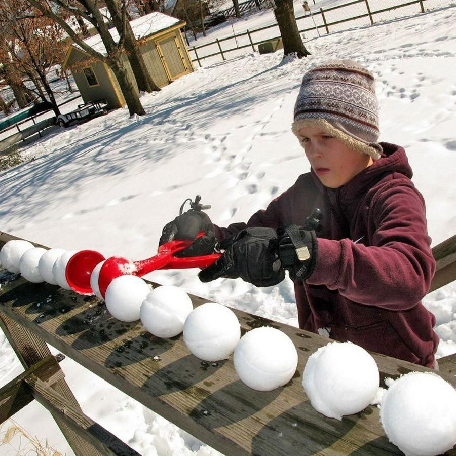 Snowball Maker #inspireuplift explore Pinterest