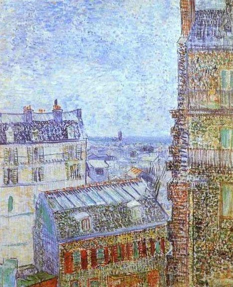 Paris en peinture | Que sais-je ? | Scoop.it