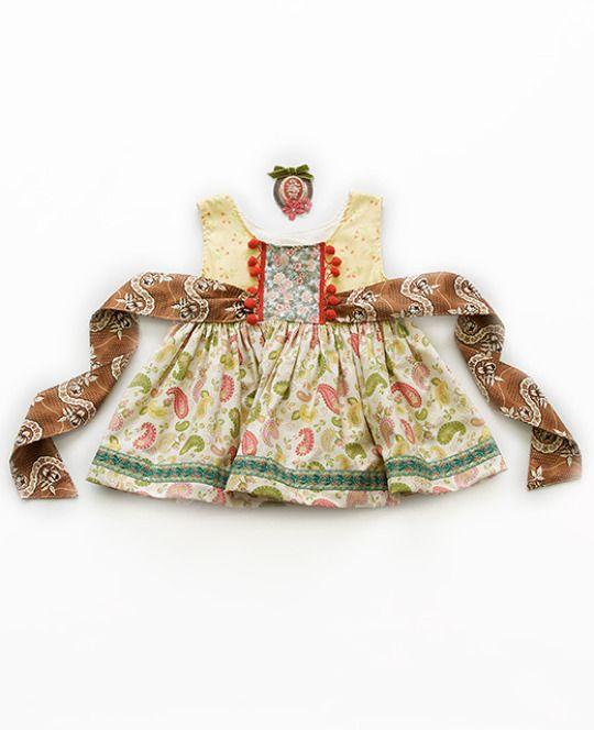 Matilda Jane Platinum  LOVIE FANCY SHASTA DRESS $48.00 | Code: PLATKT51