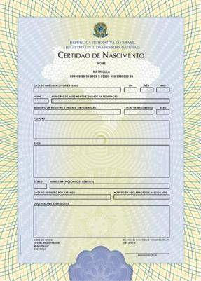 0a754c0e4 Documento passará a ser impresso em papel de segurança e terá sistema para  evitar a falsificação