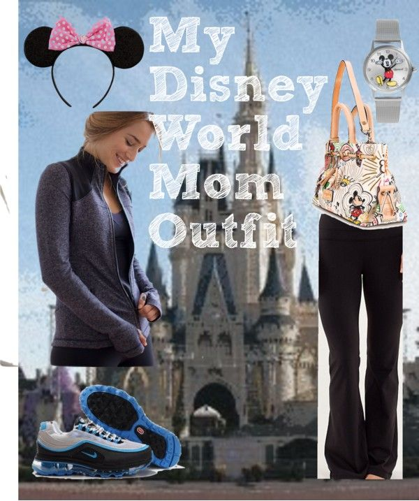 What I Wear to Walt Disney World With My Kids | Excited ...