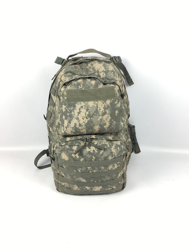 Details about US army Medium Rucksack w/ Frame Molle II Military ...