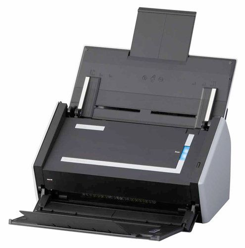 SCANSNAP S1500 The Fujitsu Scanner Models Can Convert Your