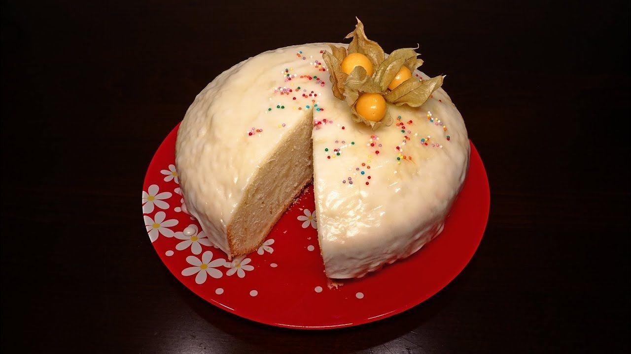 сметанный пирог в мультиварке редмонд