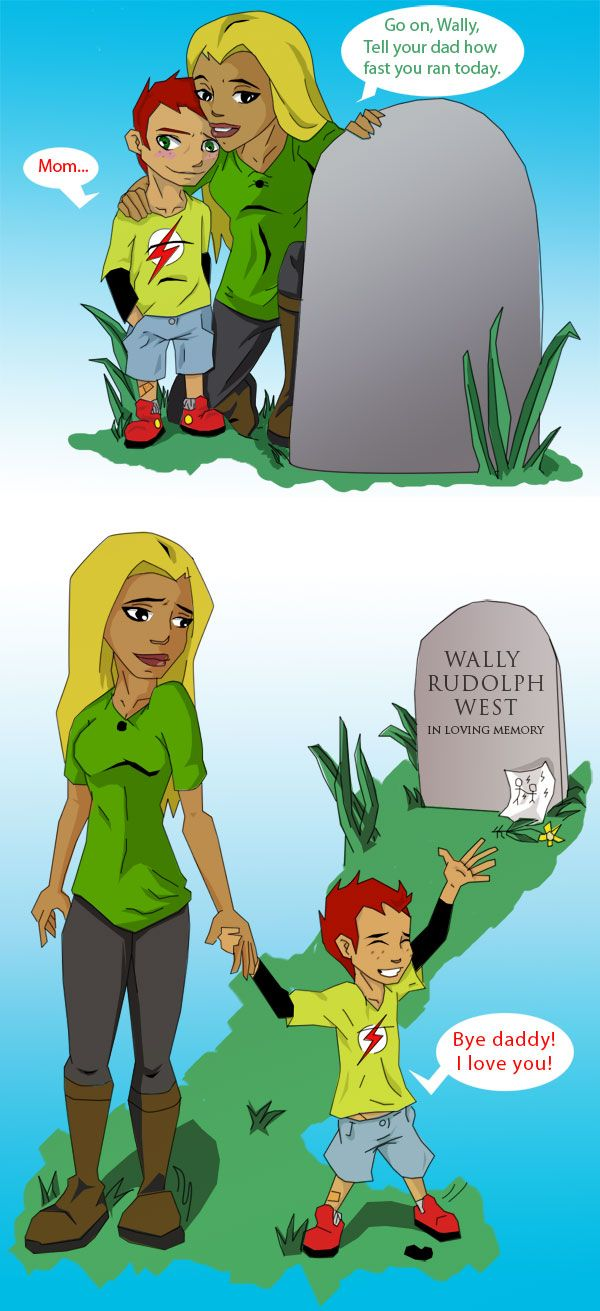 Wally and artemis future fanfiction